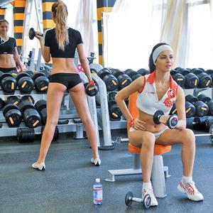 Фитнес-клубы Узловой