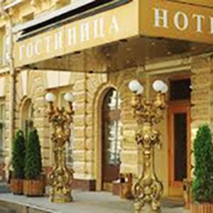 Гостиницы Узловой