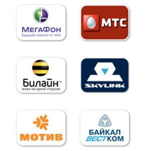 Операторы сотовой связи Узловой
