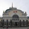 Железнодорожные вокзалы в Узловой