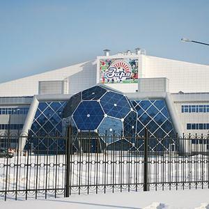 Спортивные комплексы Узловой