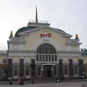 Железнодорожные вокзалы Узловой